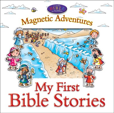 Magnetic Adventures - My First Bible Stories (Novelty Book)