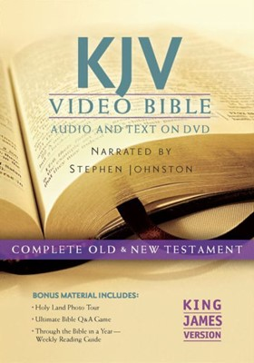 KJV Bible On DVD (DVD)