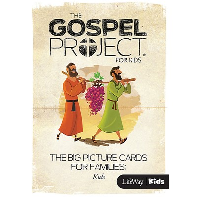 Gospel Project For Kids: Big Picture Cards, Winter 2016 (Cards)