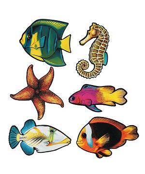 VBS Die-Cut Fish (Other Merchandise)
