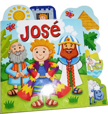 Jose (Board Book)