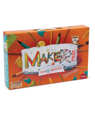 Maker Fest: Fall Fun For Families Kit (Other Merchandise)