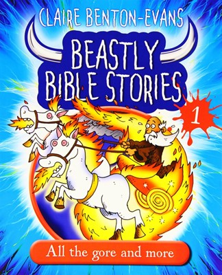 Beastly Bible Stories Book 1 (Paperback)