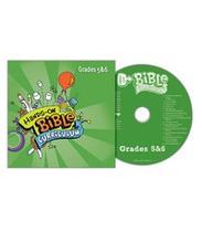 Hands-On Bible Curriculum Grades 5&6 CD Spring 17 (CD-Audio)