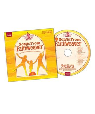 Songs From FaithWeaver CD Spring 2017 (CD-Audio)