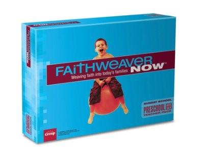 FaithWeaver Now Preschool Teacher Pack Summer 2017 (Mixed Media Product)