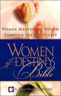 Women of Destiny Bible (Bonded Leather)