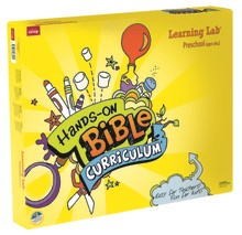 Hands-On Bible Curriculum Preschool: Learning Lab Spring 17 (Mixed Media Product)