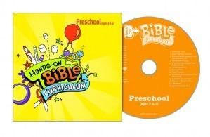 Hands-On Bible Curriculum Preschool CD Spring 17 (CD-Audio)