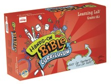 Hands-On Bible Curriculum Grades 1&2 Learning Lab Spring17 (Mixed Media Product)