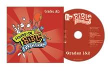 Hands-On Bible Curriculum Grades 1&2 CD Spring 17 (CD-Audio)