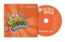 Hands-On Bible Curriculum Grades 3&4 CD Spring 17 (CD-Audio)