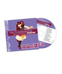 FaithWeaver Now Pre-K&K CD Spring 2017 (CD-Audio)