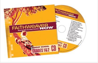 FaithWeaver Now Grades 1&2 CD Spring 2017 (CD-Audio)