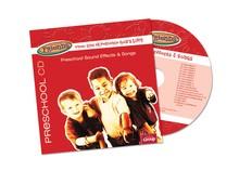 FaithWeaver Friends Preschool Drama/Effects/Songs Spring 17 (CD-Audio)