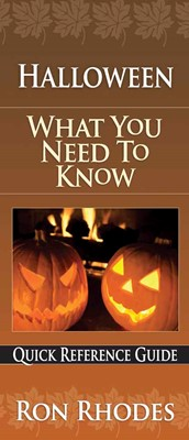 Halloween: What You Need To Know (Quick Ref Guide) (Paperback)