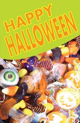 Happy Halloween (Pack of 25)