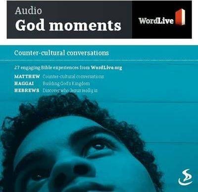 God Moments CD (CD-Audio)