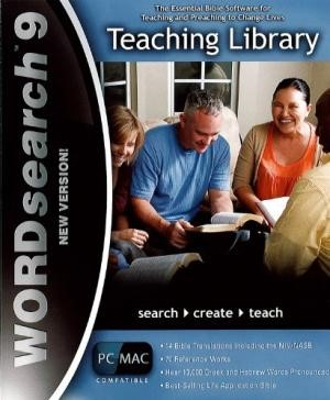 Wordsearch 9 Teaching Library CD (CD-Rom)