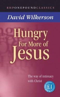 Hungry For More Of Jesus (RHPEC) (Paperback)