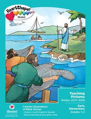 HeartShaper Early Elementary Teaching Pictures Winter 2017 (Cards)