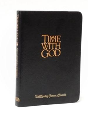 NCV Bible Time With God, Compact Edition (Bonded Leather)
