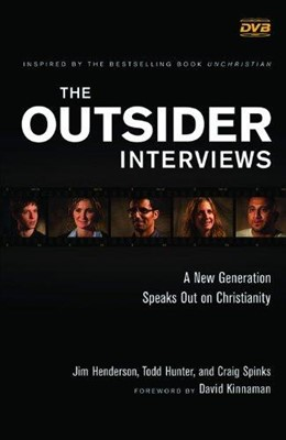 The Outsider Interviews (Hard Cover w/ DVD)