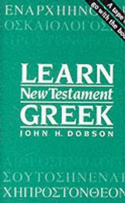 Learn N.T. Greek (cassette) (Audiobook Cassette)