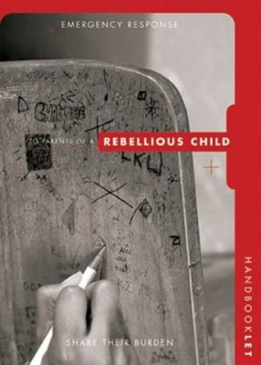 Emergency Response Handbook To Rebellious Child [Pk 10] (Booklet)