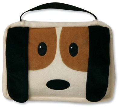 Bible Cover Plush Puppy [Med]