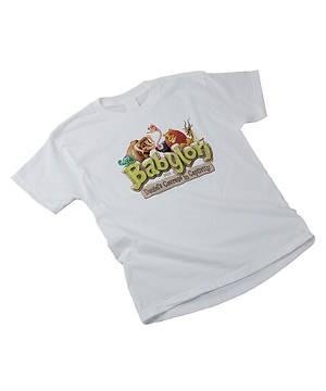 VBS Babylon Theme T-Shirt, Child Medium (10-12) (General Merchandise)