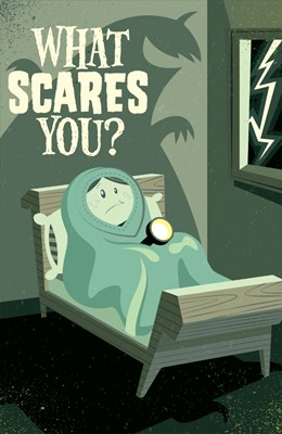 What Scares You? [Halloween]