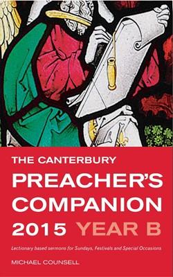 Canterbury Preacher's Companion 2015 (Paperback)