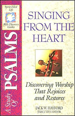 Singing From The Heart (Paperback)