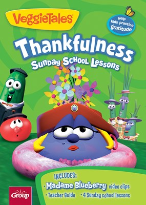 Thankfulness: 4 S/School Lessons (DVD)