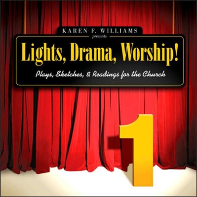 Lights, Drama, Worship! (Paperback)
