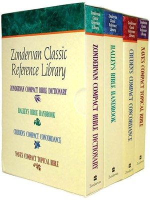 Zondervan Classic Reference Library (Box)