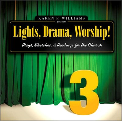 Lights, Drama, Worship! Volume 3 (Paperback)