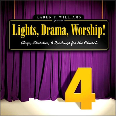 Lights, Drama, Worship! Volume 4 (Paperback)