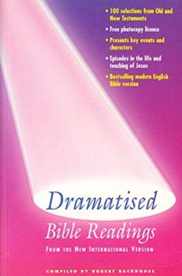 Dramatised Bible Readings From The NIV (Paperback)