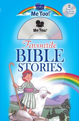 Me Too Favourite Bible Stories (Mixed Media Product)