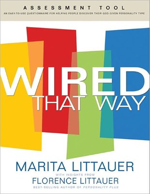 Wired That Way Assessment Tool (Other Book Format)