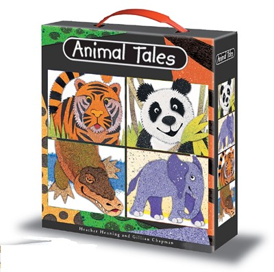 Animal Tales (Board Book)
