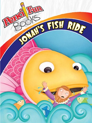 Jonah'S Fish Ride (10-Pack) (Novelty Book)