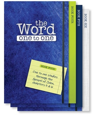 The Word One To One: Pack Two (Set Of 2) (Paperback)