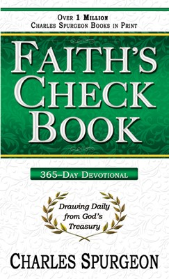 Faiths Checkbook (Mass Market)