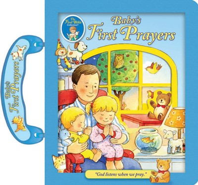 Baby's First Prayers (Novelty Book)