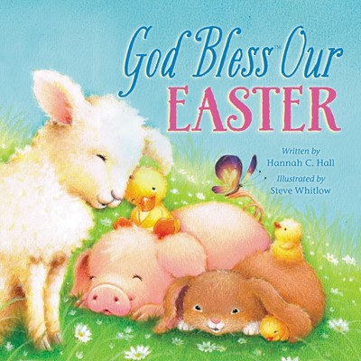 God Bless Our Easter (Board Book)