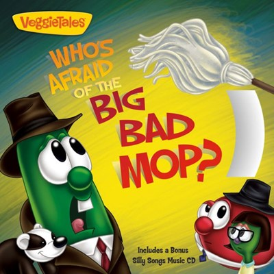 Who's Afraid Of The Big Bad Mop? (Mixed Media Product)