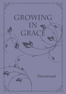 Growing In Grace (Leather Binding)